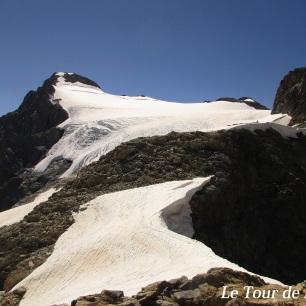 Les Rouies, un sommet magnifique, belvédère central des Ecrins !