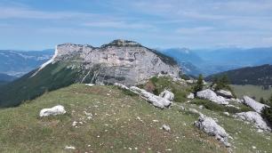 Le mont granier, citadelle imposante et magnifique !